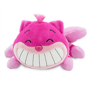 Disney Dstyle MXYZ Cheshire Cat Plush Phone Stand New with Tags