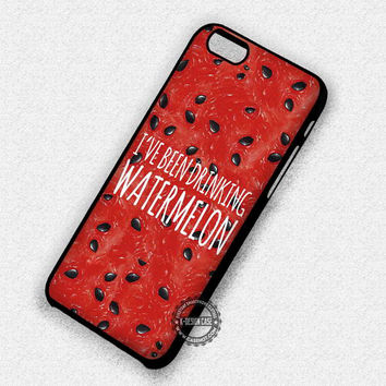 Watermelon Beyonce Music - iPhone 7 Plus 6 SE Cases & Covers