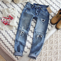 The Patches Jean