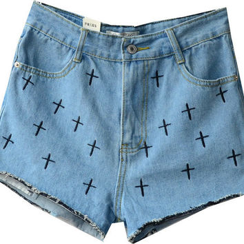 2016 Fashion Sexy Women Shorts Denim Shorts Casual Women Shorts = 4823996612