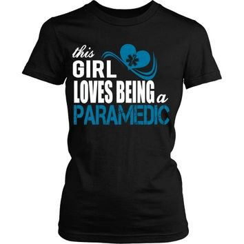 This Girl Loves Being a Paramedic
