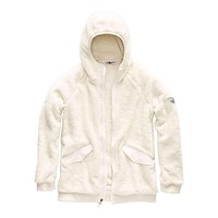 Women's Campshire Bomber in Vintage White by The North Face