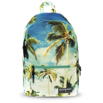 SEXY PALM TREES - Backpacks | Breaking Rocks Clothing | Crazy comfortable full printed clothing.