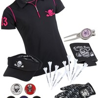 The Par 5 - Ladies Lucky 13 Tattoo Bundle