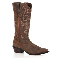 Durango Crush Jealousy Women's Cowboy Boots (Brown)