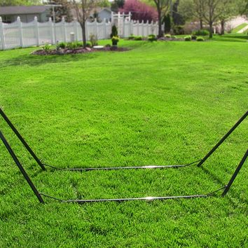 Sunnydaze Decor 10 Foot Portable Camping Hammock Stand