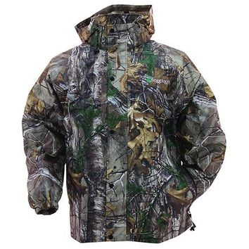 Pro Action Jacket Large, Realtree Xtra