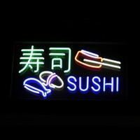 Sushi Bar Japanese Neon Sign