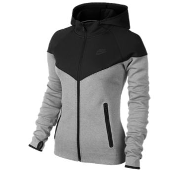 Nike Tech Fleece Full Zip Hoodie - from Foot Locker b5bcf8f361