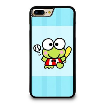 KEROPPI BASEBALL iPhone 4/4S 5/5S/SE 5C 6/6S 7 8 Plus X Case