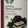 Starbucks Hot Cocoa Mix, Peppermint, 10-Ounce