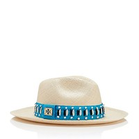 Top Stitch Fedora
