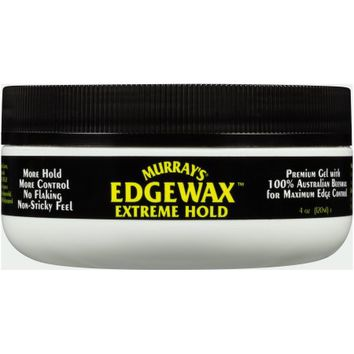 Murray���s�� Edgewax��� Extreme Hold Hair Gel 4 oz. Jar - Walmart.com