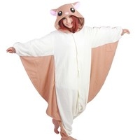 TEE Costumes Unisex Adult Flying Squirrel