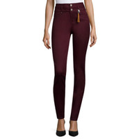 Sapphire Ink High-Rise Skinny Jeans