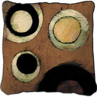Fine Art Tapestries Martini Cocktail Pillow - 3234-P - Wall Art & Coverings - Decor