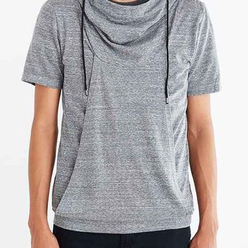 The Narrows Funnel Neck Hooded Tee