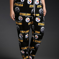 NFL Pittsburgh Steelers Football Sleep Pants