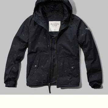 Cliff Mountain Windbreaker