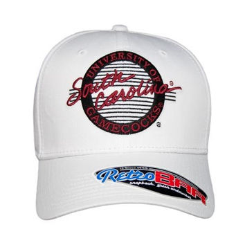 South Carolina Large Retro Circle Hat