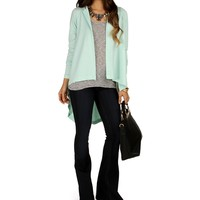 Sale-so Fresh And Mint Cardigan