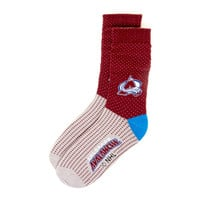Colorado Avalanche NHL Stylish Socks (1 Pair) (M-L)