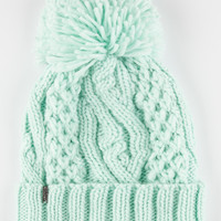 Fox Legendary Beanie Mint One Size For Women 26474552301