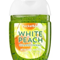PocketBac Sanitizing Hand Gel White Peach Chardonnay