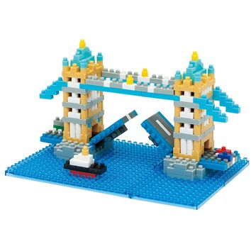 Nanoblock London Tower Bridge 3D Puzzle