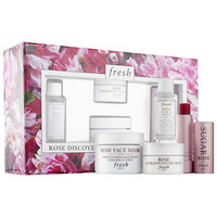 Fresh Rose Discovery Kit: Hydration Essentials
