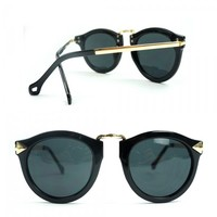 Cupid Arrow Frame Sunglasses