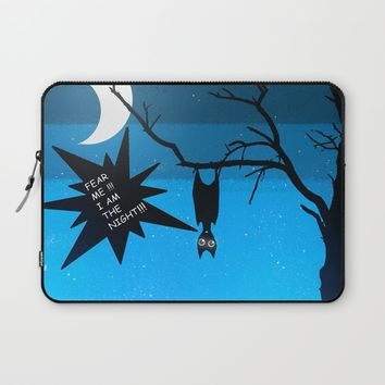 Fear Laptop Sleeve by Moonlit Emporium