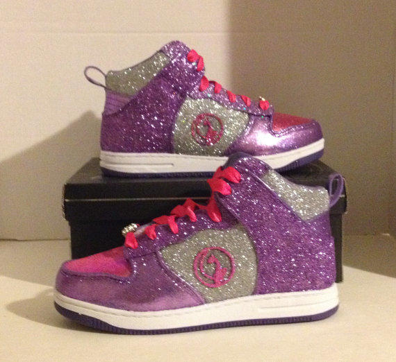 Baby Phat Shoes High Tops Black
