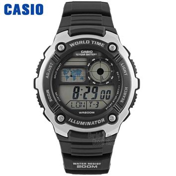 Casio watch Multifunctional Sport Student Electronic Watch AE-2100WD-1A AE-2100W-1A