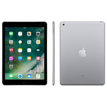 Apple iPad (5th generation) 128GB Wi-Fi - Space Gray - Walmart.com