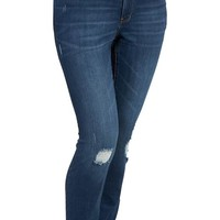 Old Navy Womens Plus The Rockstar Low Rise Skinny Jeans