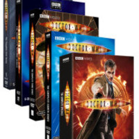 BBC America Shop - Doctor Who: Series 1-4 plus Specials Collection Savings Set - DVD