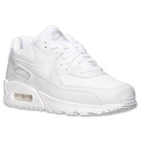 Kids' Grade School Nike Air Max 90 Running Shoes