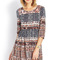 Boho Moment Shift Dress
