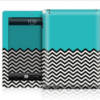 retro stripes iPad 2 iPad3 iPad paster-with a gift