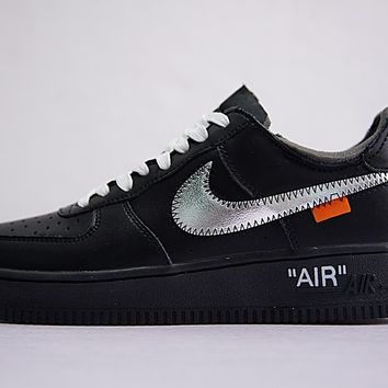 Virgil Abloh Off-White x Nike Air Force 1 Low AV5210-001