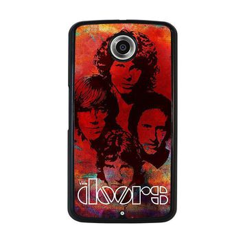 the doors nexus 6 case cover  number 1
