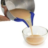 RSVP Silicone Slip-On Pour Spout, colors vary