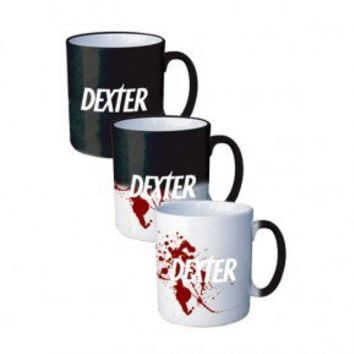 Dexter Heat Sensitive Mug | Dexter Store on Showtime