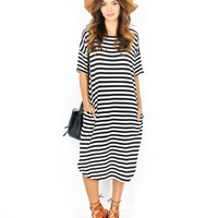 Weekender Midi Dress