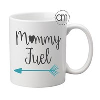 Mommy Fuel, Mother's Day Gift, Gifts For Mom