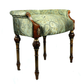 Antique Louis XVI Vanity Chair