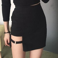 leg strap tactical skirt