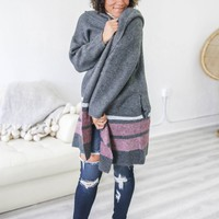 Face The Cold Cardigan
