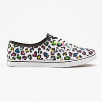Neon Leopard Authentic Lo Pro